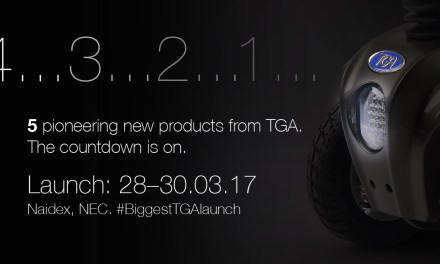 TGA's largest product product launch ever to be unveiled at Naidex