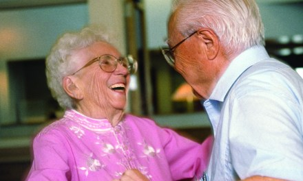 Care to dance? Local community invited to Valentines's tea dance