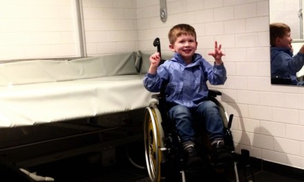 Raising Awareness Of Changing Places Toilets This Disabled Access Day