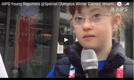 British Special Olympics: Jennifer Lee and Meg McFarlane