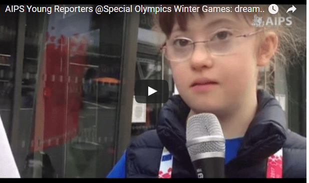 British Special Olympics: Jennifer Lee and Meg McFarlane