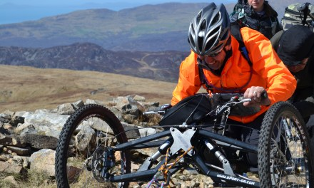 Equipment decision closes Coed y Brenin adaptive mountain bike project