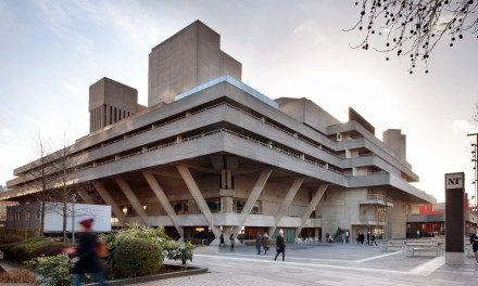 The National Theatre took part in Disabled Access Day