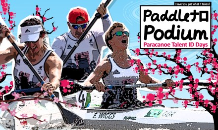 British Canoeing is looking for paddlers to join Paralympic programme