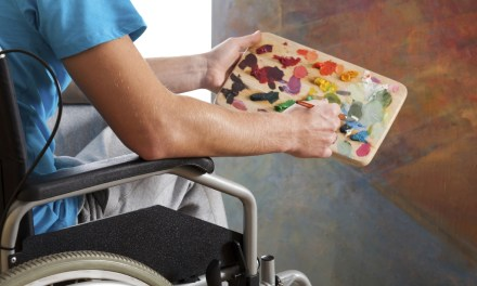 Championing Disability: Finding Britain's Undiscovered Young Artistic Talent