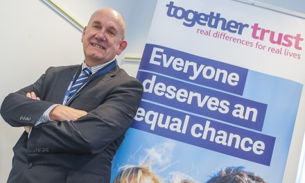 The Together Trust join forces with The Disabled Children's Partnership