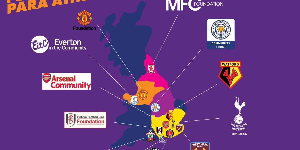 Top flight football clubs set to #FILLTHESTADIUM at the World Para Athletics Championships