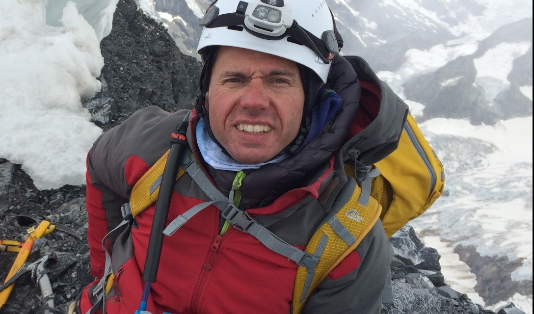 Deafblind Paraclimber, John, shares his extraordinary story this Deafblind Awareness Week