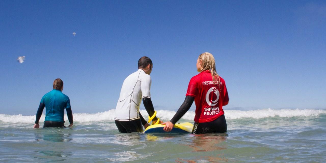 Wave Project Summer Surf Challenge 2017