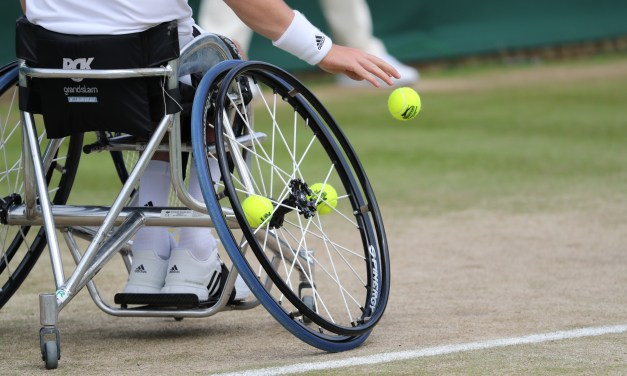 Surbiton grass court tournament to break new ground for wheelchair tennis