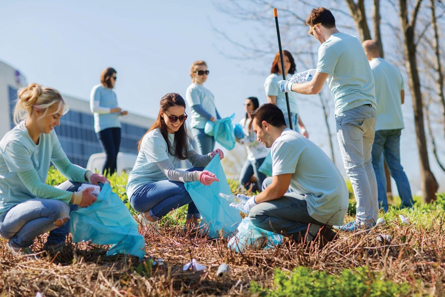 The role of volunteering in combating intolerance