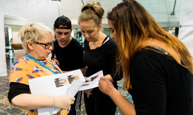 Birmingham Rep & RTYDS Offers Directing Course for Deaf and Disabled Artists