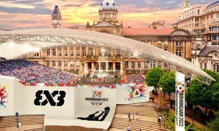 Basketball and Urban Street Festival at the heart of Birmingham's bid