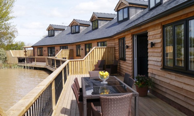 Win a seven-night break at Brickhouse Farm Cottages
