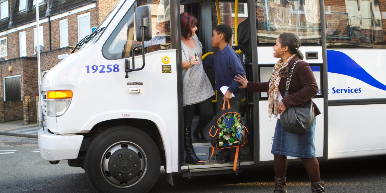 Contact secures government review of school transport for disabled children