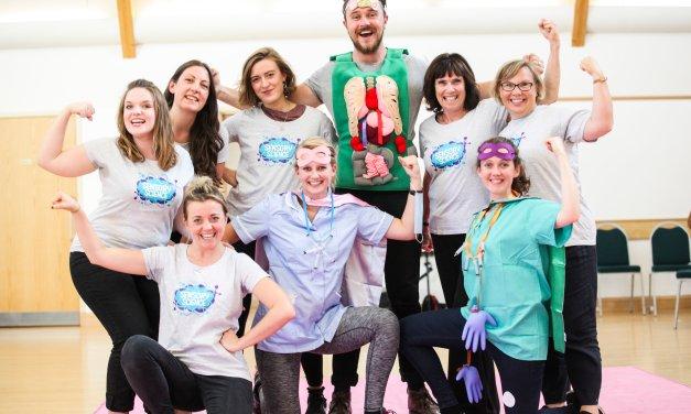 Lightyear Foundation launches Human Body sensory workshops