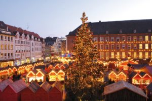 Christmas in Düsseldorf
