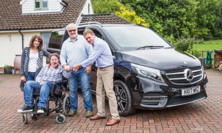 Brotherwood Supply Milestone 5000th Accessible Vehicle
