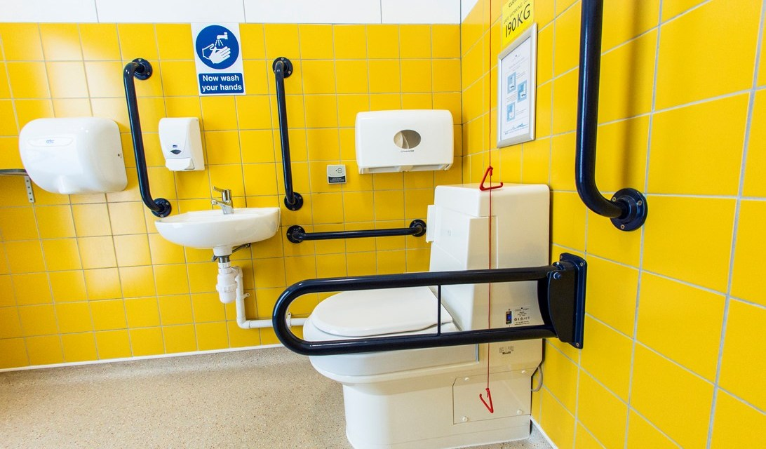Heritage adopts latest Closomat developments to optimise accessibility