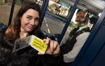 Accessibility cards launched for public transport