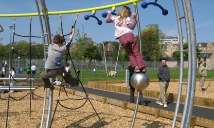 Welsh AM calls for more inclusive playparks