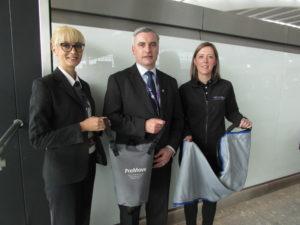 Heathrow installs 100 new ProMove Slings