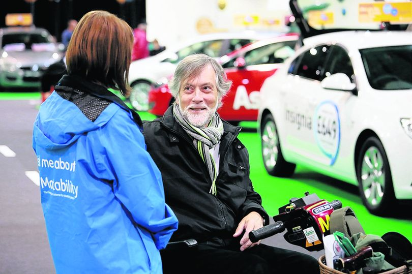 Motability boss rakes in millions as disabled people lose PIP
