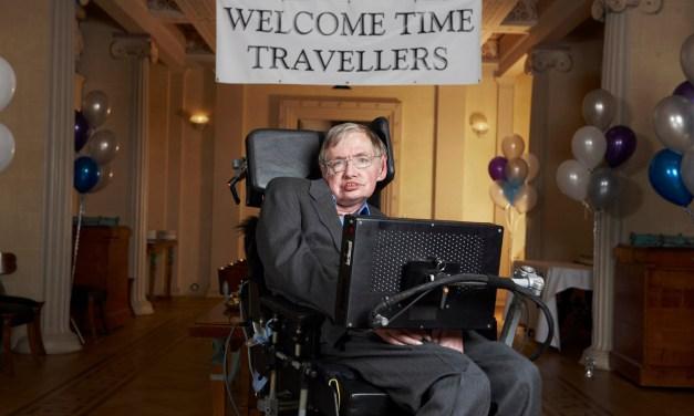 Physicist Stephen Hawking dies aged 76
