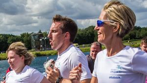 Be part of the Ottobock and Dorset Orthopaedic Paratriathlon team