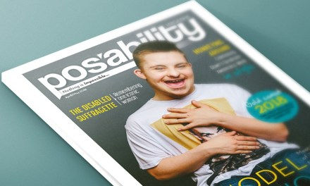 The Apr/May PosAbility magazine has landed