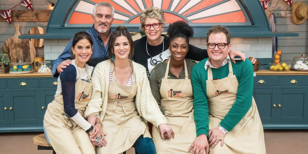 Kadeena Cox shines on Bake Off