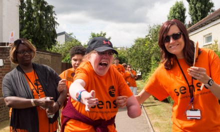 Walking for Deafblind Awareness Week