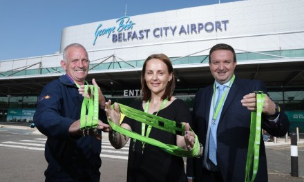 Belfast airport joins effort to assist passengers with hidden disabilities