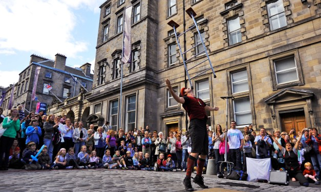 The Fringe: An Accessible Guide