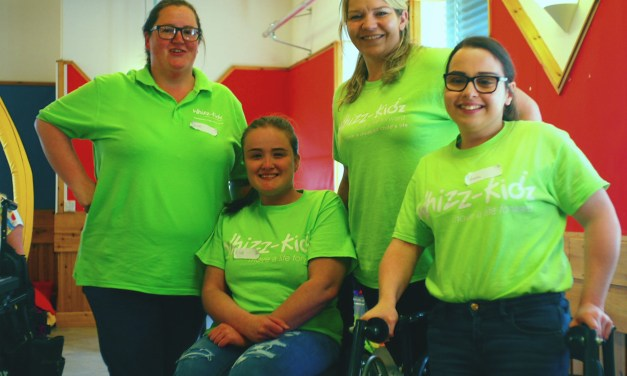 Whizz-Kidz Score Lottery Funding