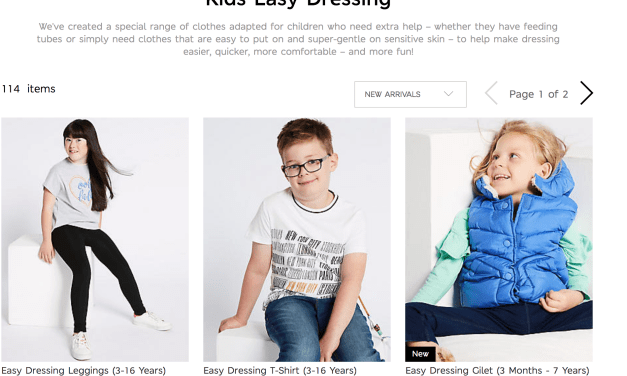 M&S launch easy dressing range