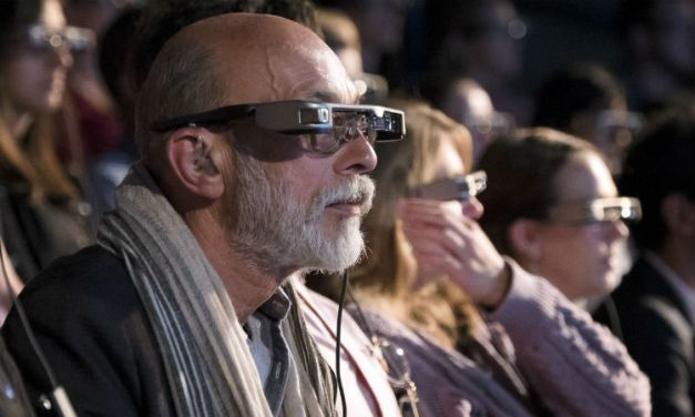 Smart glasses transform theatre for Deaf community