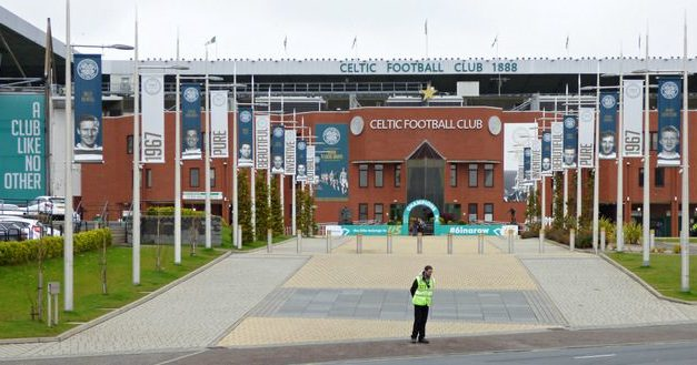 Celtic Football Club install Changing Places facility and win UEFA access and inclusion award