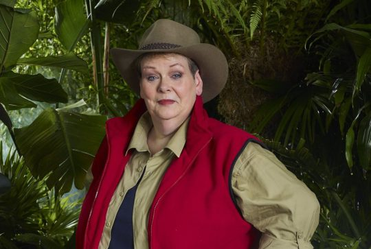 Anne Hegerty takes Twitter by storm after I'm a Celeb opener