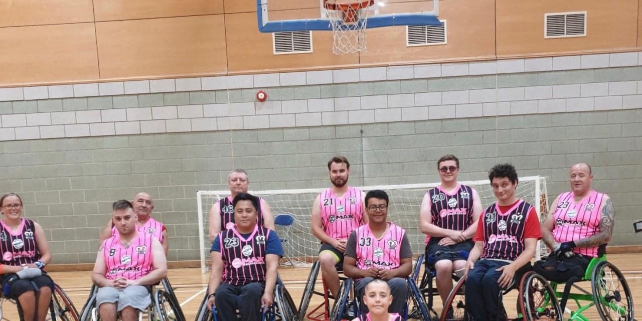 New wheelchair basketball team formed