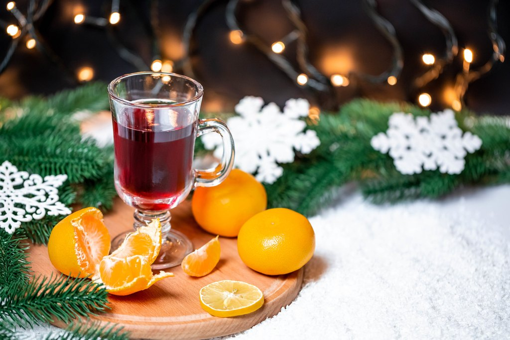 This cocktail is perfect for children or people who like spicy non-alcoholic drinks.
