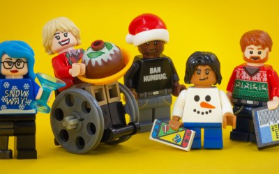Win a Personalised Minifig