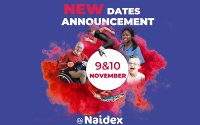 New dates for Naidex