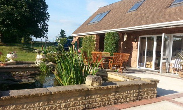 Win a break for four at Hill Lodge