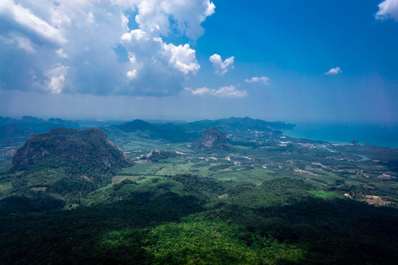 Ao Nang Top view