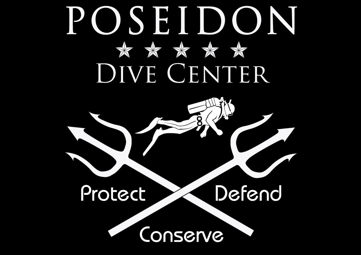 Poseidon Dive Center Ao Nang Logo
