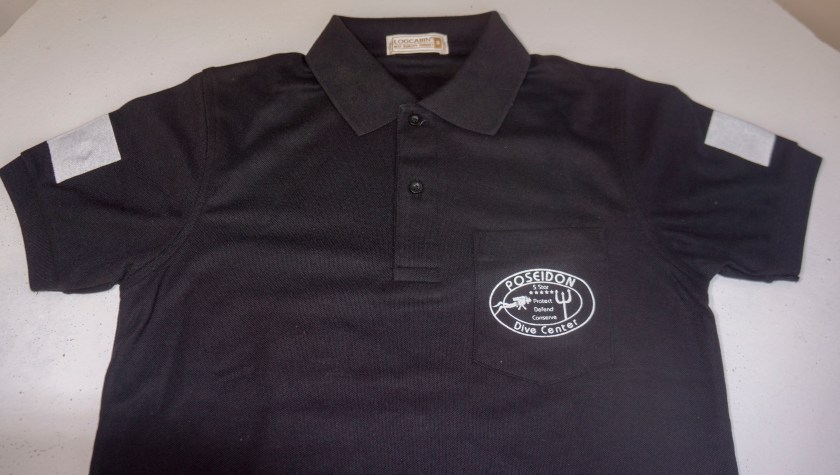 Poseidon Dive Center Polo Shirt