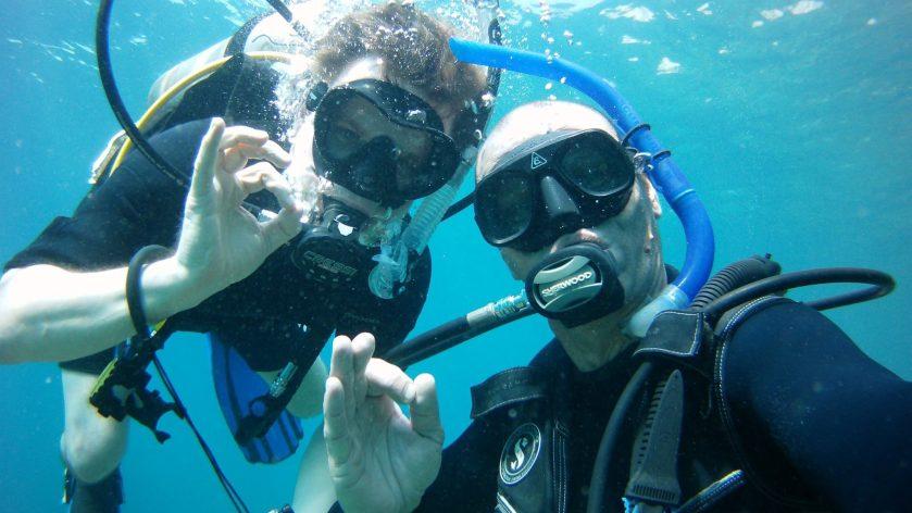 Dive Course with Daniel Sasse ราคาคอร์สดำน้ำลึก