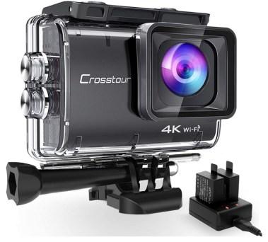 Crosstour 4K Action Kamera