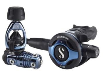 Scubapro MK25 Titanium Atemregler